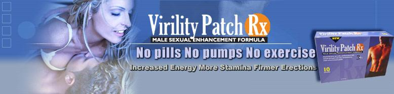 Virility Patch Rx Penis Enlargement Patch