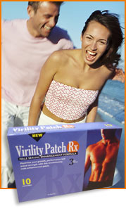 Virility Patch Rx will help you gain a bigger penis and while increasing your sexual stamina with more powerful erections!
