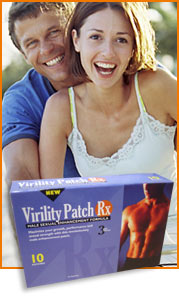 Our Virility Patch Rx will give you what she really wants, a bigger you through penis enlargement without pills, creams, exercises or a prescription!